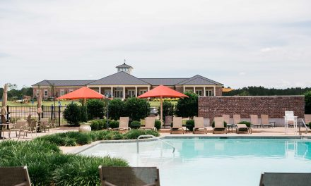 Country Club of Oxford's facilities are ahead of the pack