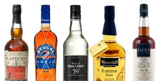 We asked John T. Edge to name his favorite bourbons and he said no, so here are his favorite rums