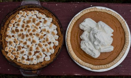 A Tale of Two Pies