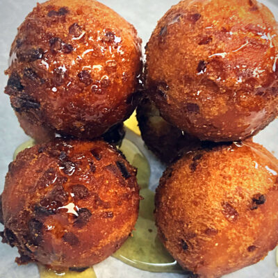 Southern Fried Hush Puppies