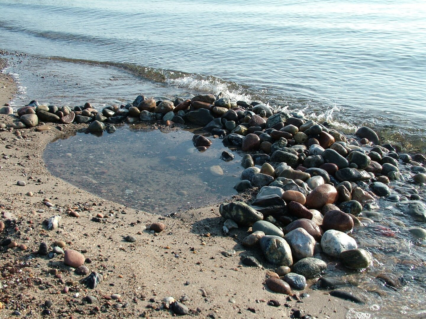 Water with Rocks