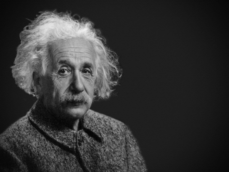 Albert Einstein picture