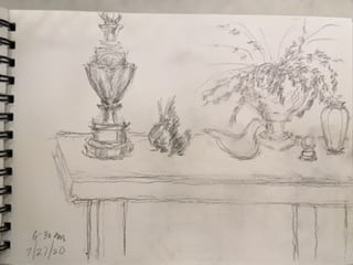 Pams sketch