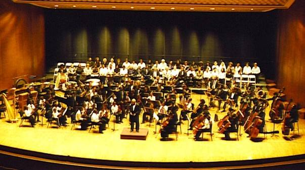 Eastman Theater, Gateways Music Festival orchestra & chorus