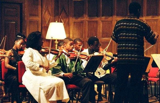 Gateways Music Festival Orchestra - Amadi Hummings, conducting