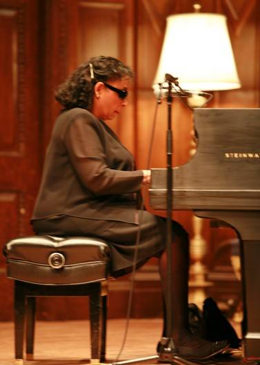 Valerie Capers, jazz:classical pianist - NYC