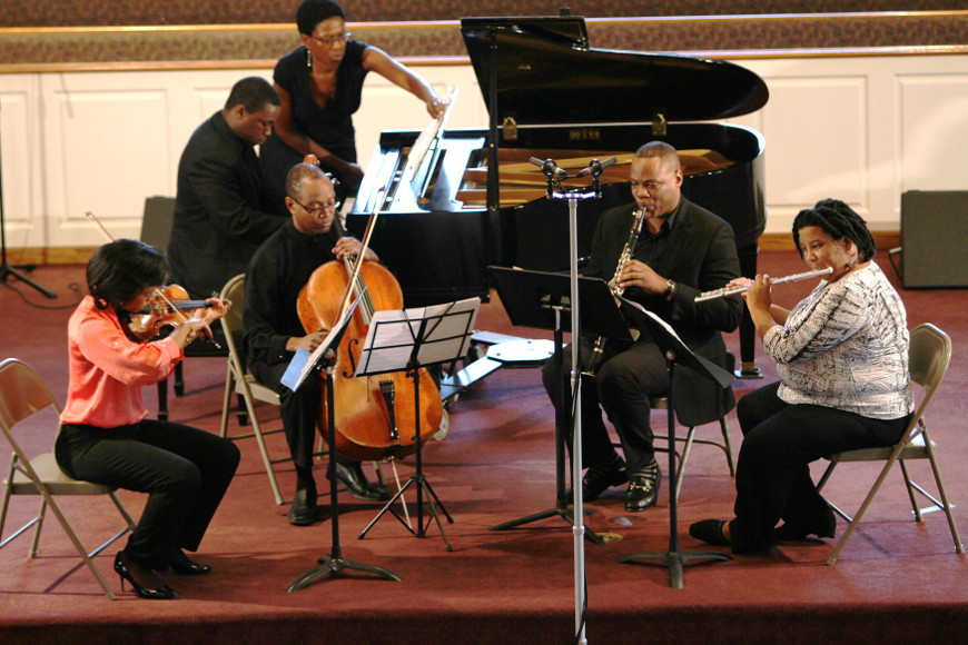 [31] 2013 Gateways Music Festival Chamber Music Concert I, Mount Olivet Baptist Church