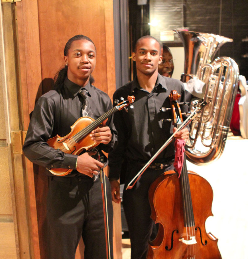 [8] Youth Showcase performers also participated in other major chamber and orchestra venues