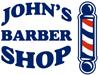 John's Barber Shop – Lee's Summit Missouri Logo