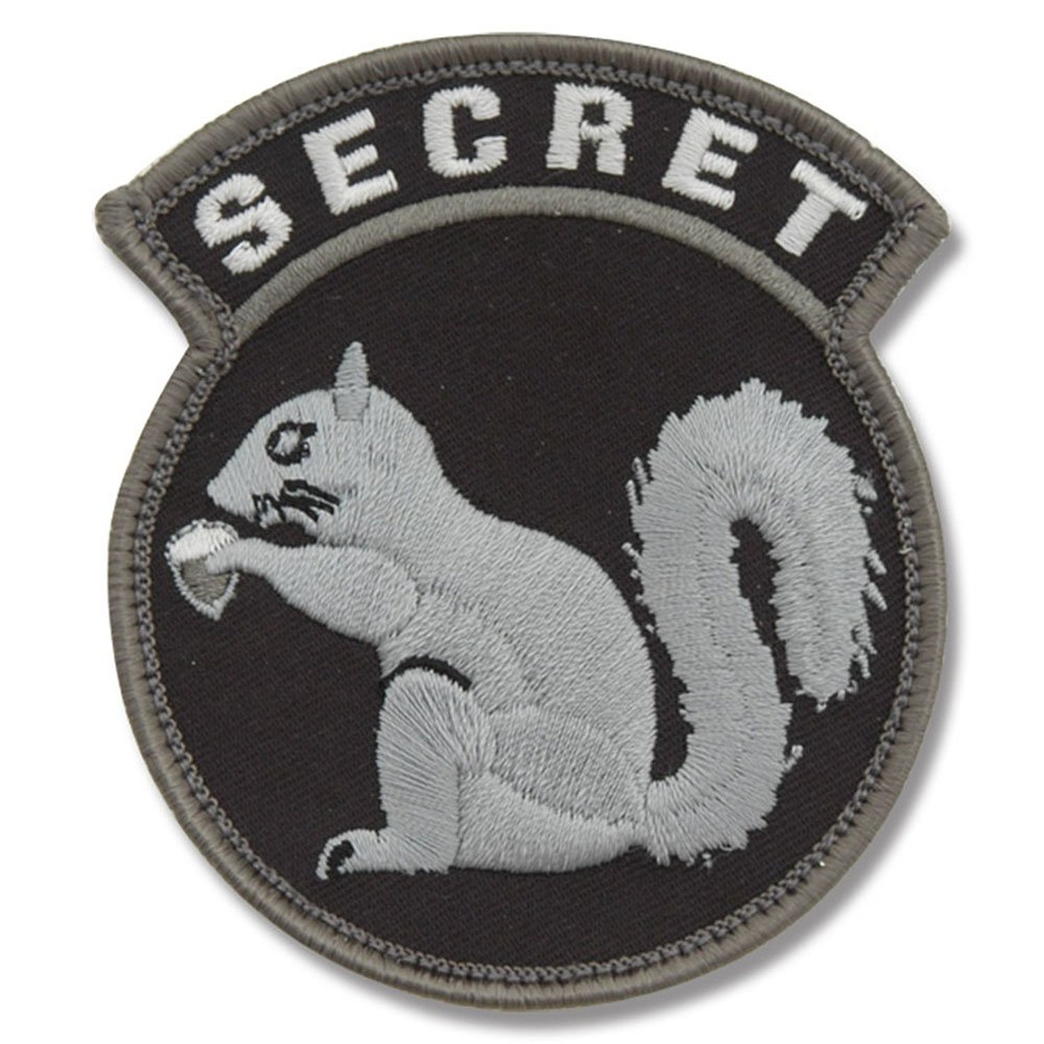 Awesome secret squirrel patch