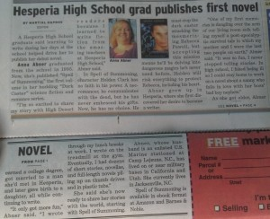 Hesperia Star Feb 19 2013
