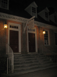 blog ghost tour