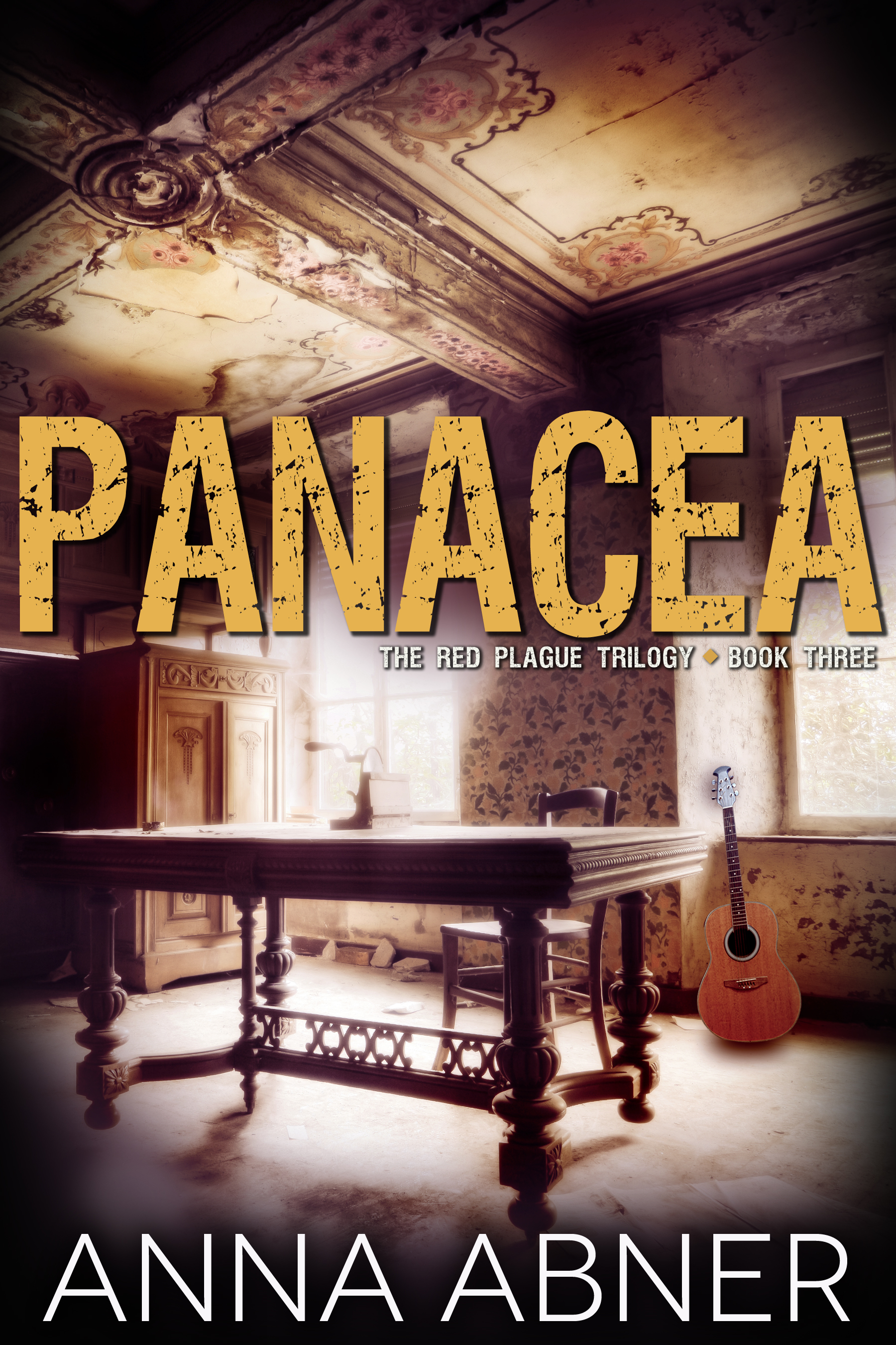 Panacea (Red Plague #3) Chapter One