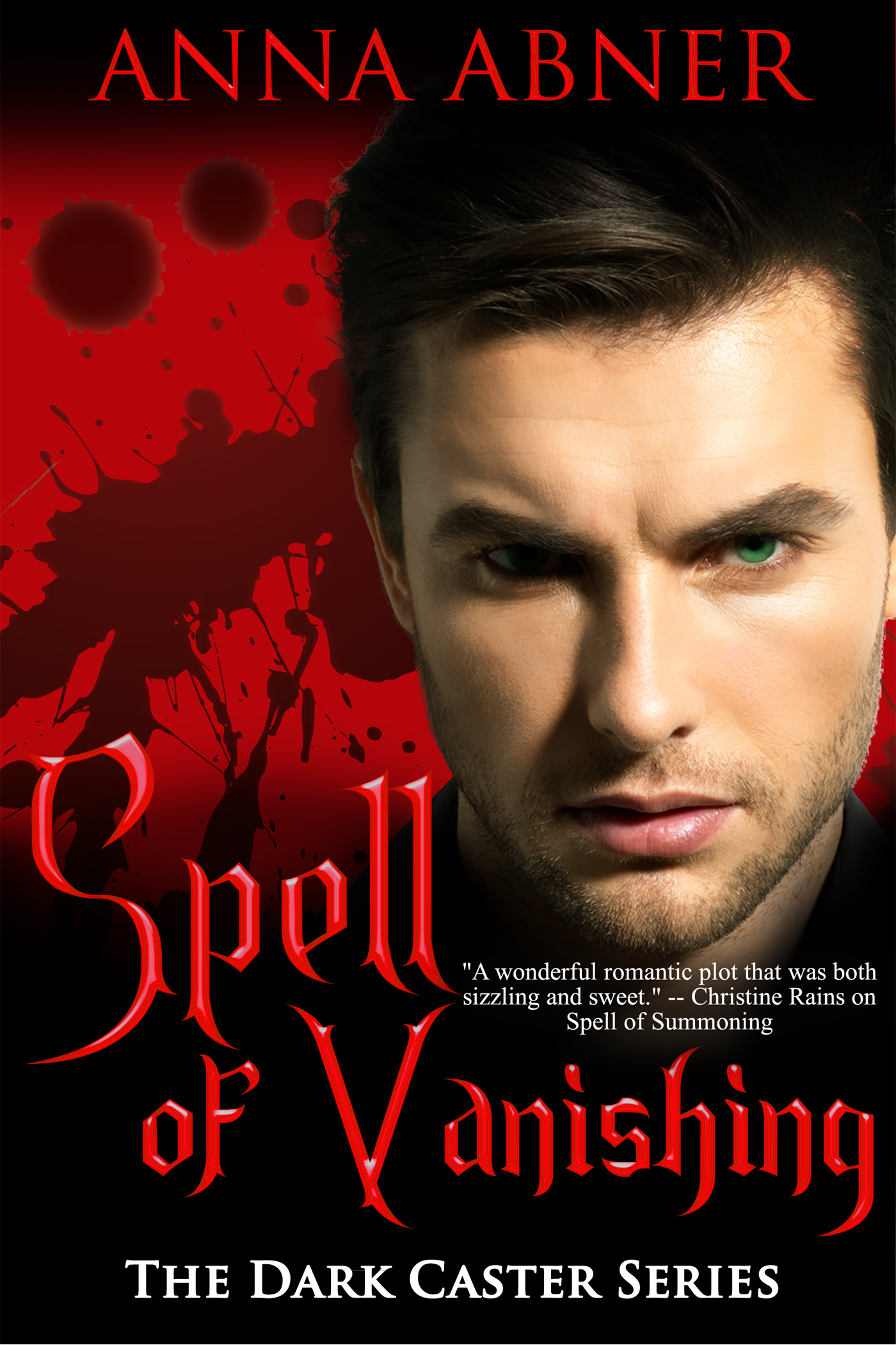 Spell of Vanishing (Dark Caster #3)
