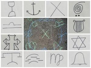 spell marks glyphs
