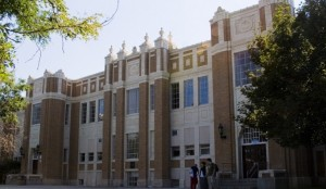 haunted high school