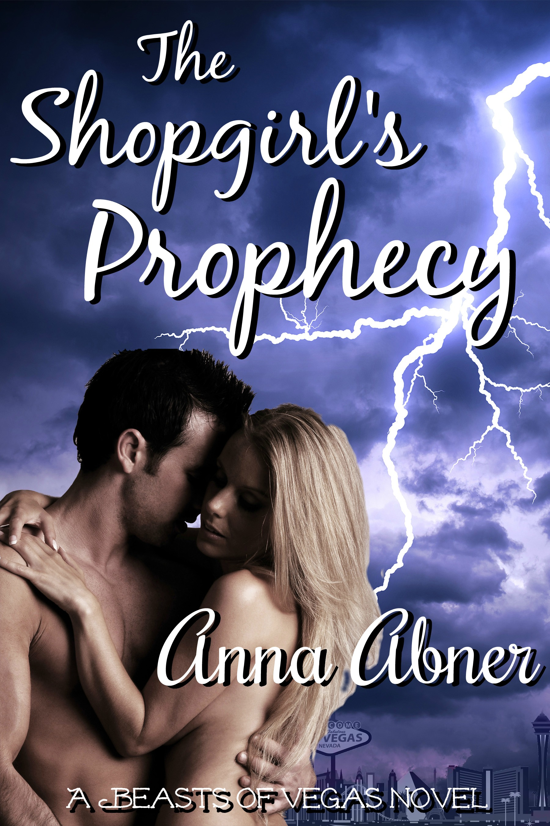 Shopgirl's Prophecy (Beasts of Vegas #1)