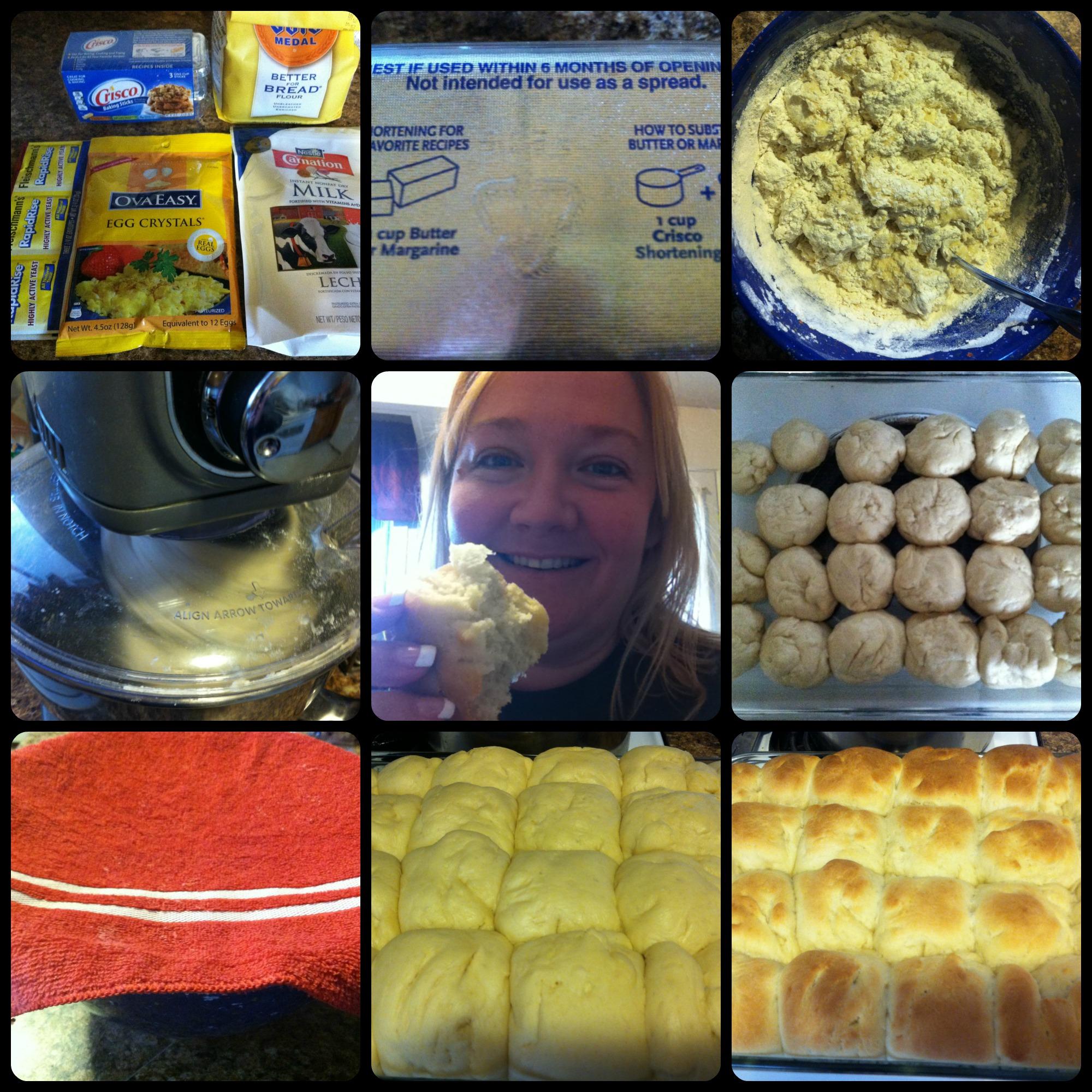 Grandma Abner's Apocalypse Bread Recipe