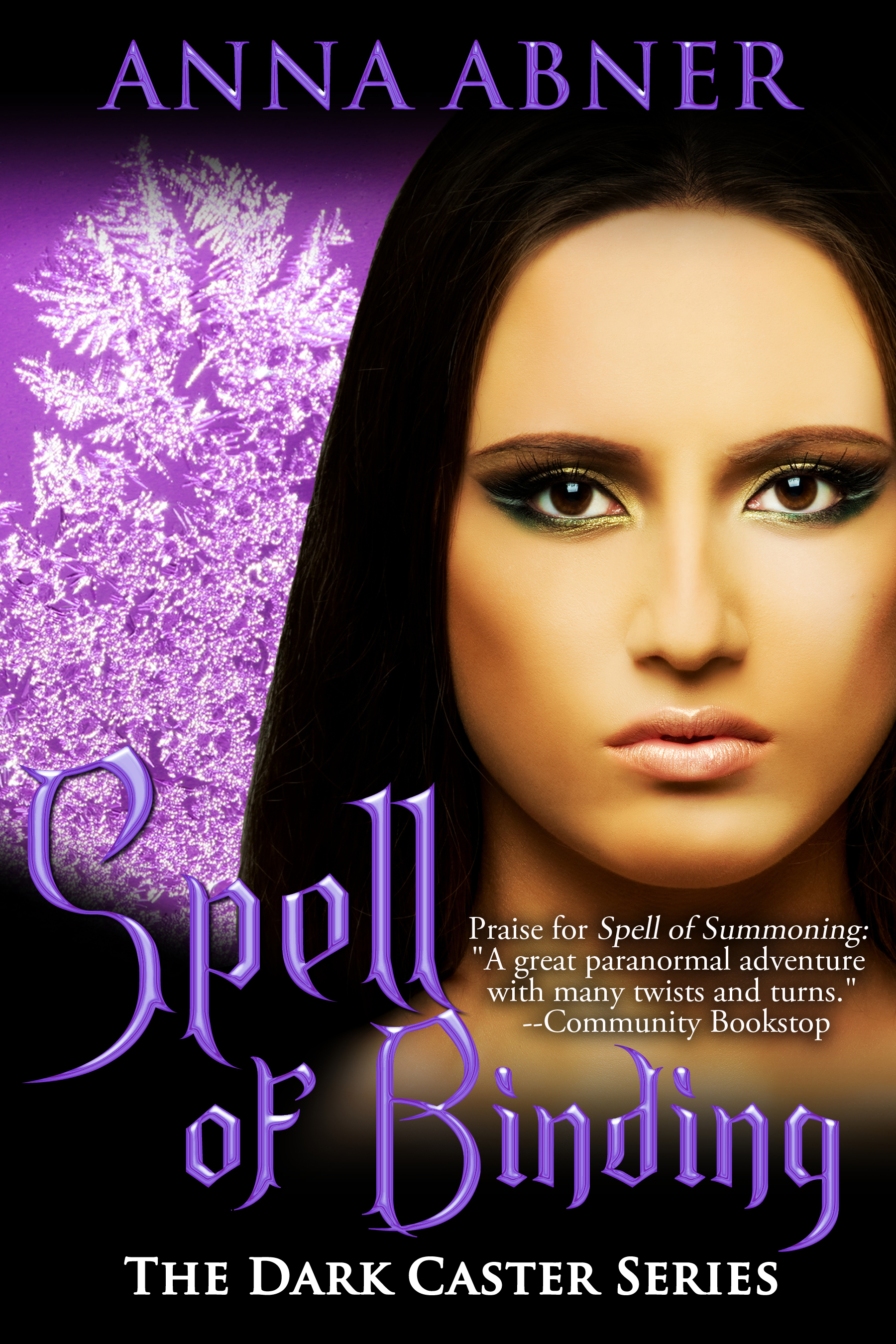 Spell of Binding (Dark Caster #2)