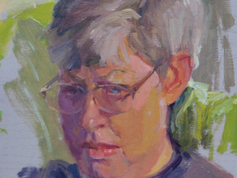 Gloria Sketch