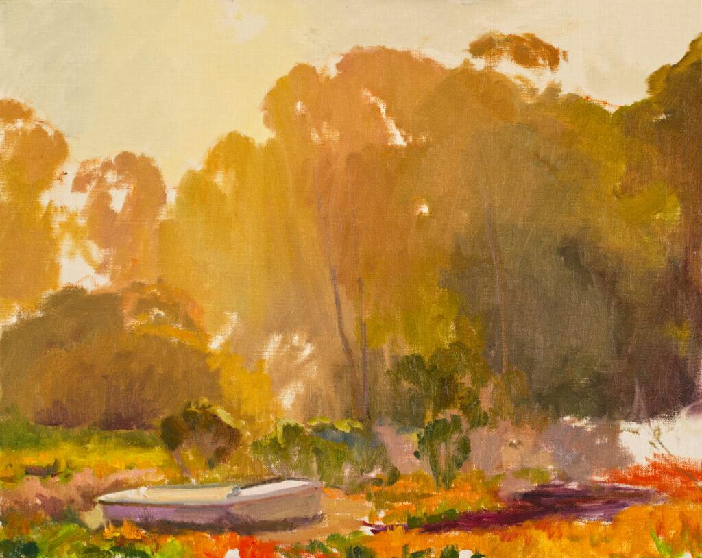 Natural Light Painting Anita Hampton