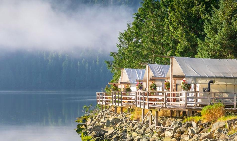 Photo credit: Clayoquot Wilderness Resort