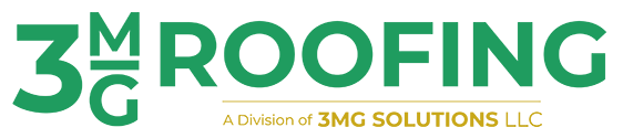 3MG Roofing Logo