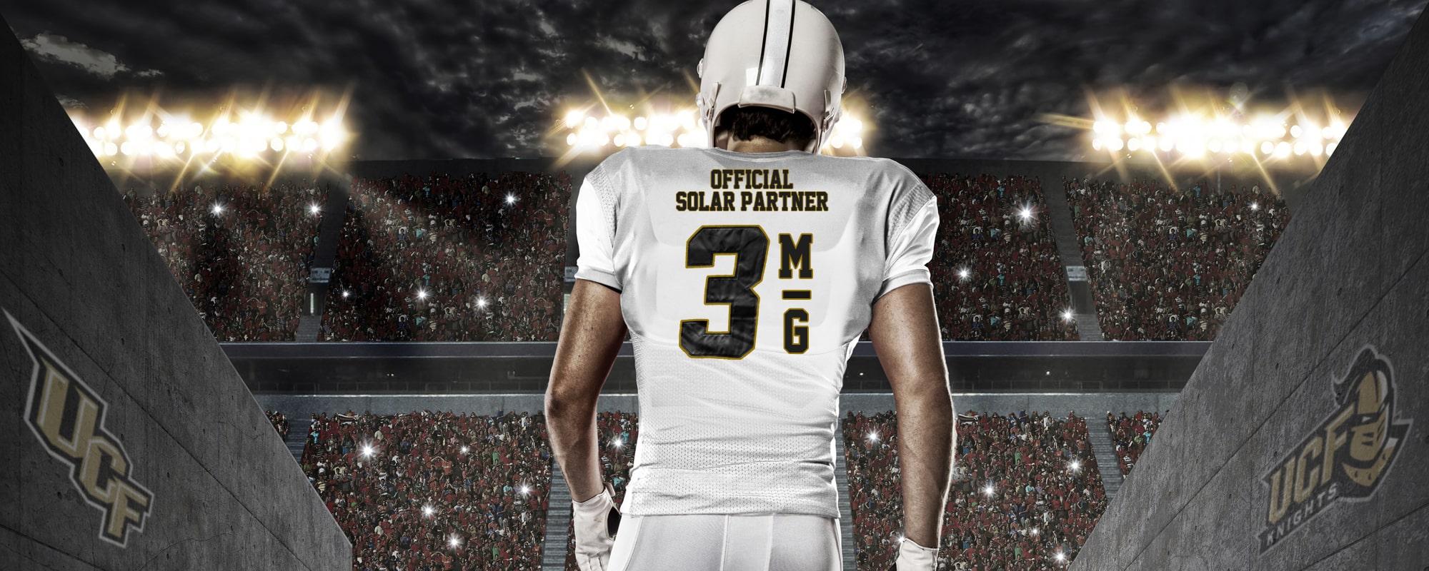 UCF Official Solar Partner