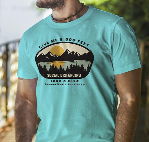 The Man Cave Placerville | Custom T-Shirts | Men's T-shirts | COVID T-shirts