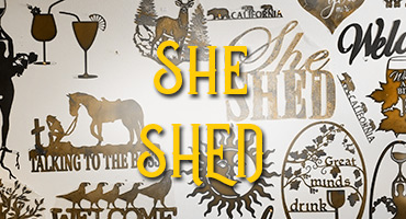 Man-Cave-Placerville-She-Shed-Womens-clothes