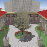 Bucks County: Church addition and renovation plans