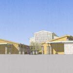 Bucks County: Church addition and renovation plans