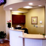 Poconos, PA: Reception and Waiting Room Remodel
