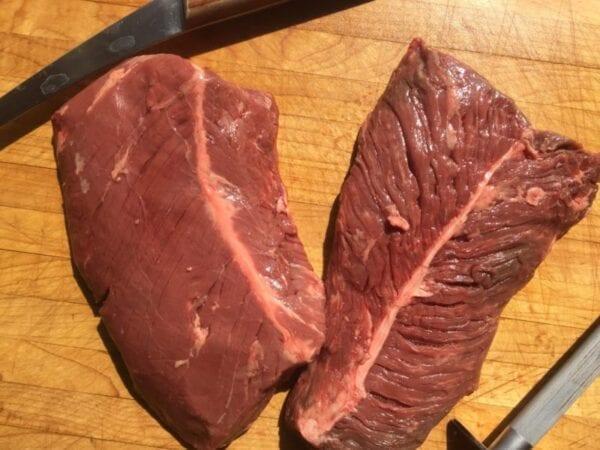 Grass Fed Beef Hanger Steak