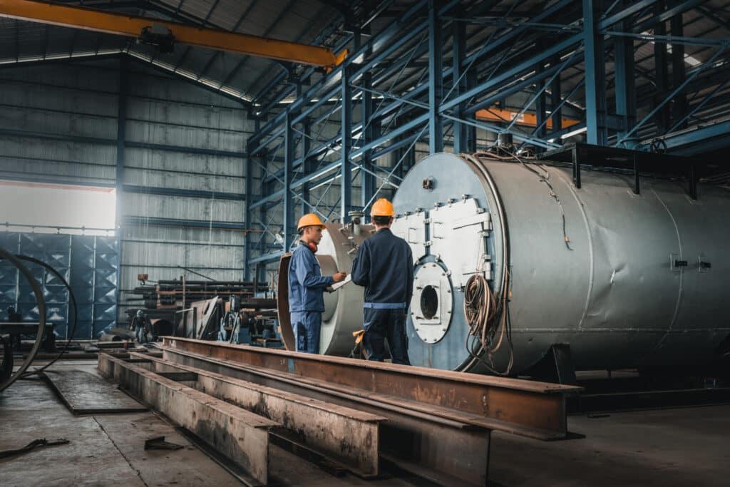 industrial boiler repair
