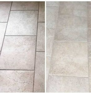 Cost For Tile & Grout Cleaning