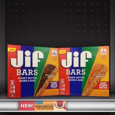 Jif Peanut Butter Granola Bars