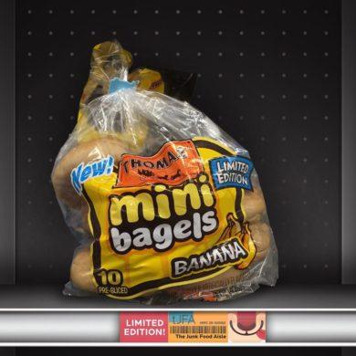 Thomas' Banana Mini Bagels