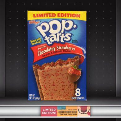 Kellogg's Chocolatey Strawberry Pop-Tarts