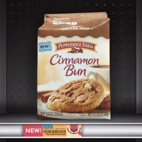 Pepperidge Farm Cinnamon Bun Soft Baked Cookies