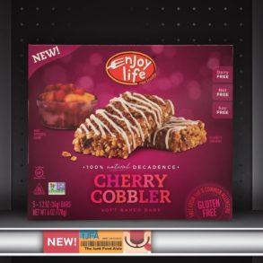 Enjoy Life Cherry Cobbler Soft Baked Bars