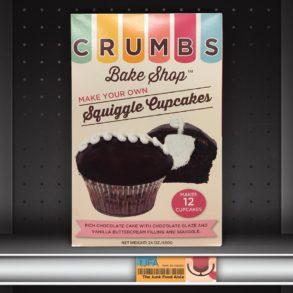 Crumbs Bake Shop Squiggle Cupcakes
