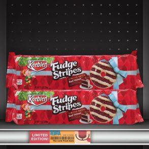 Keebler Fudge Stripes Red Velvet
