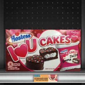 Hostess I ❤U Cakes
