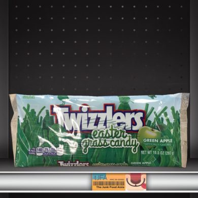 Twizzlers Easter Grass Candy Green Apple