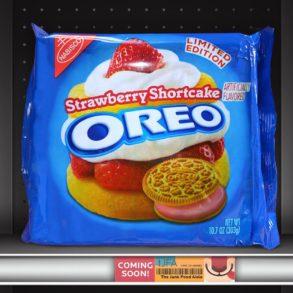 Strawberry Shortcake Oreo