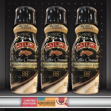 Bailey's Hazelnut Caramel Blondie Coffee Creamer