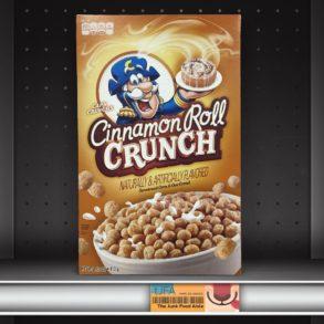 Cap'n Crunch's Cinnamon Roll Crunch Cereal