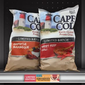 Cape Cod Chipotle Barbeque and Sweet Red Chili Kettle Chips