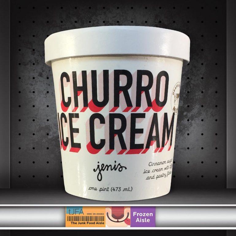 Jeni's Churro Ice Cream